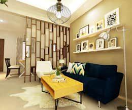 12 desain dinding pembatas ruangan unik | rumah, ruang