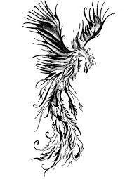Resultado De Imagen Para Ave Fenix Tatuaje Brazo Tatuaje De