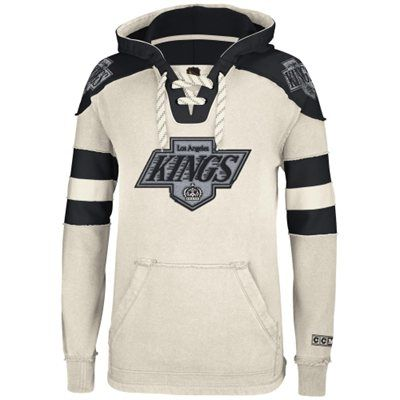 the latest 5c87c bc183 Los Angeles Kings Reebok Pullover Hoodie (I want this in a ...