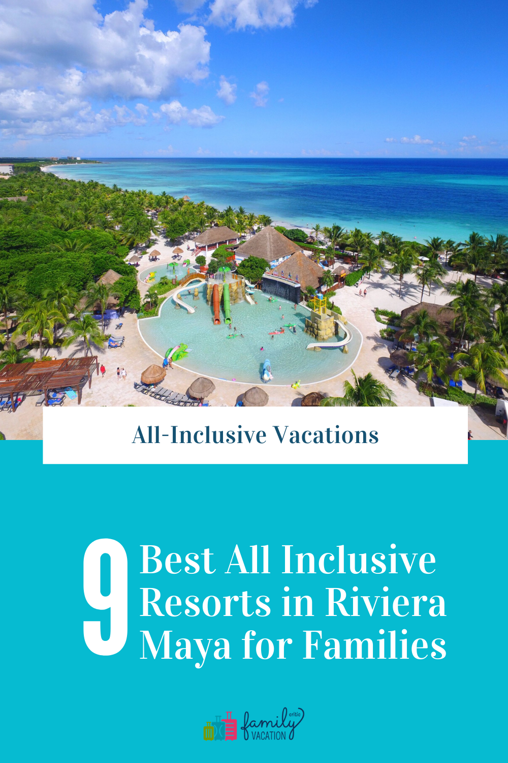 The Riviera Maya Is One Of The Best Destinations In Mexico For Families Just 45 To 90 Minutes Riviera Maya Resorts Mexico Family Vacation Best Family Resorts
