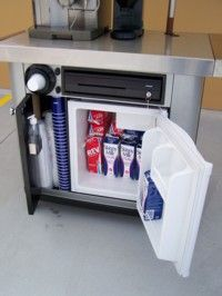 office coffee cart. Coffee Carts Of Melbourne - Classic Elite Cart Office R