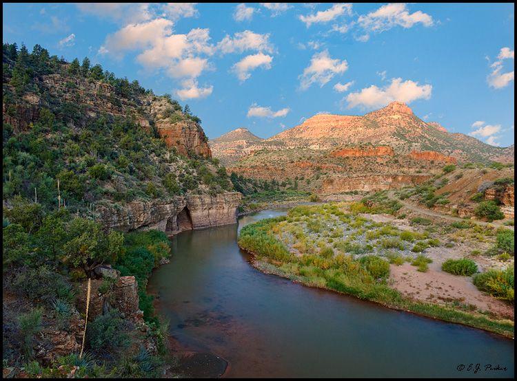 Salt River Canyon Page