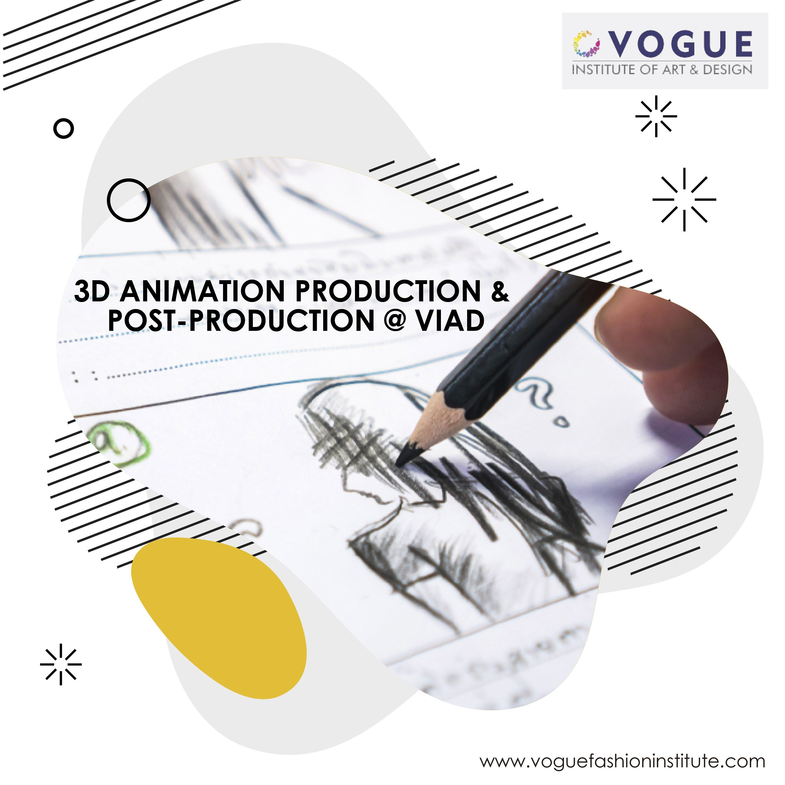 Graduate Diploma in 3D Animation Animation Course in
