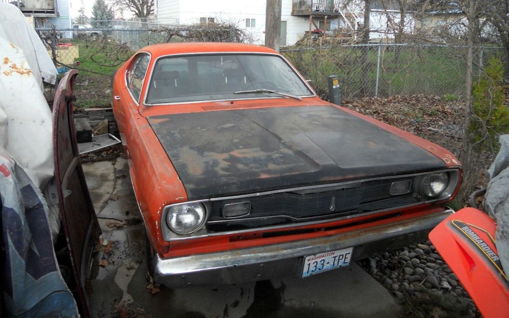 Cheap Project: 1970 Plymouth Duster | Plymouth duster, Dusters and ...