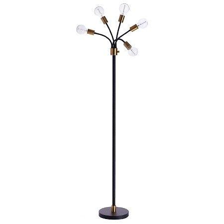 Exposed Bulb Multi-Head Floor Lamp - Threshold™ : Target | Home ...