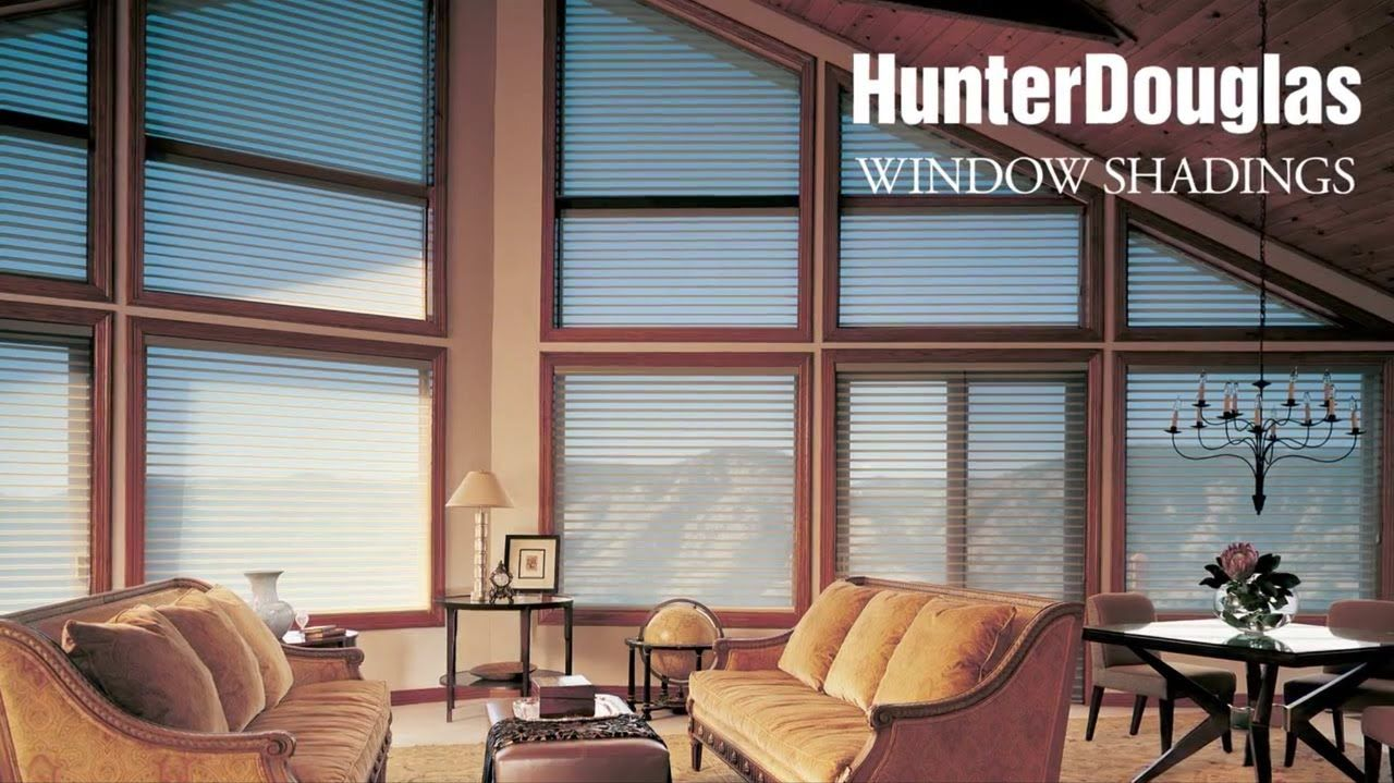 Silhouette and nantucket window shadings operation hunter