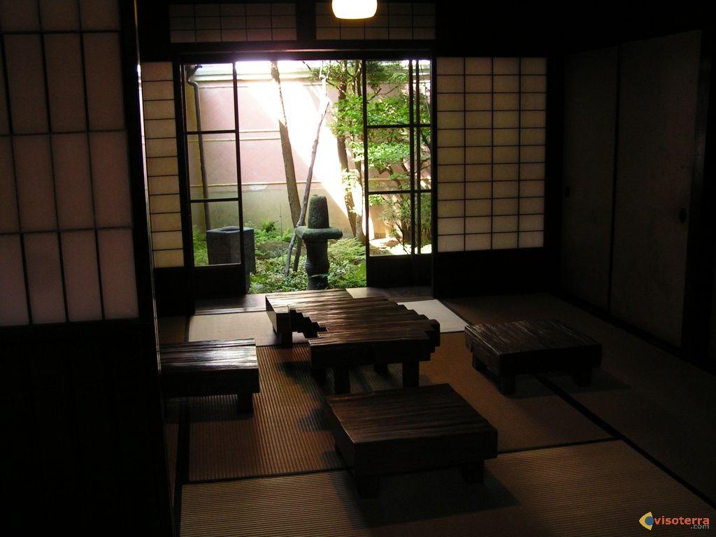 Interieur Maison Japonaise Traditionnelle intérieur japonais | intérieur japonais, maison