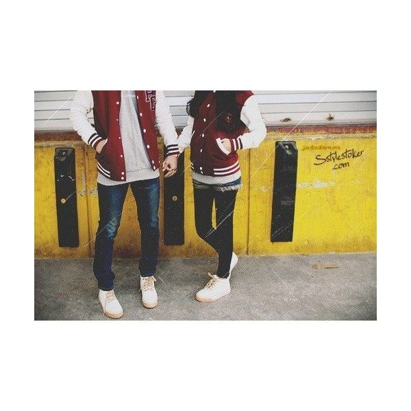 swag couple tumblr via polyvore couples amp sneakers