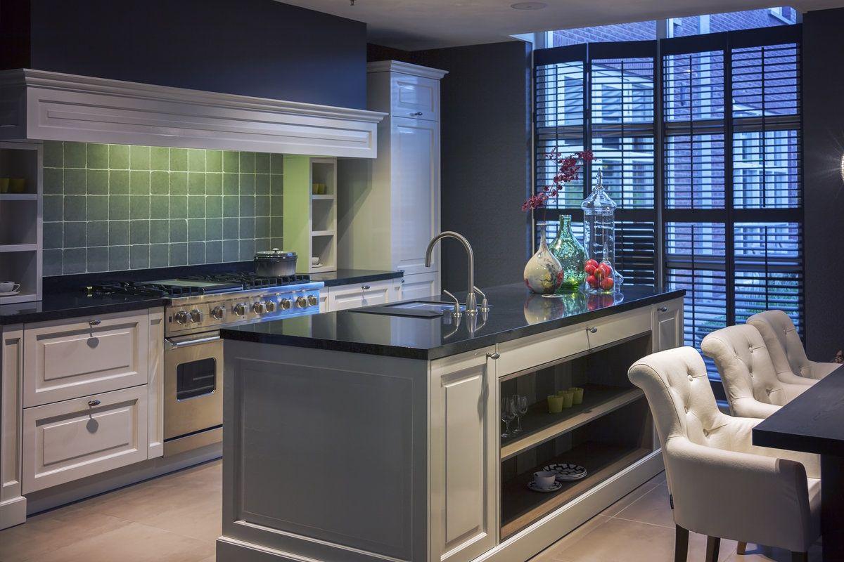 Landelijke Keuken Gordijnen : Landelijke keukens fotospecial inspirerende keukens in bezug
