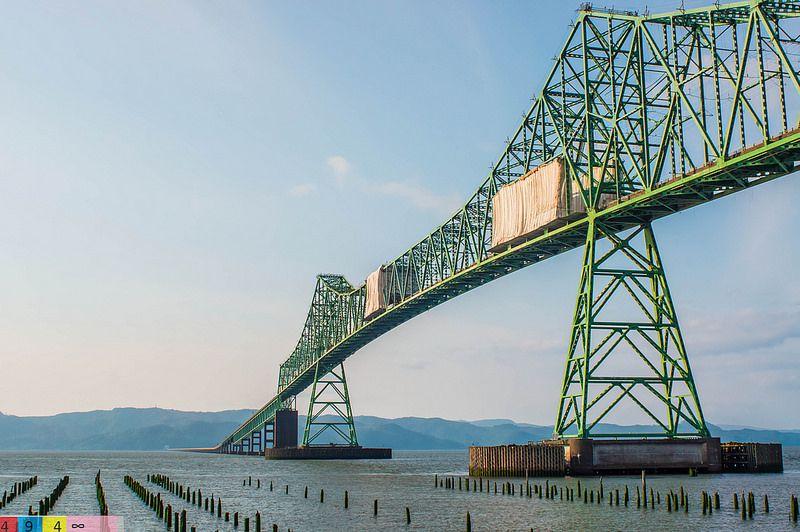 The Span of a Lifetime The AstoriaMegler Bridge (Part 1