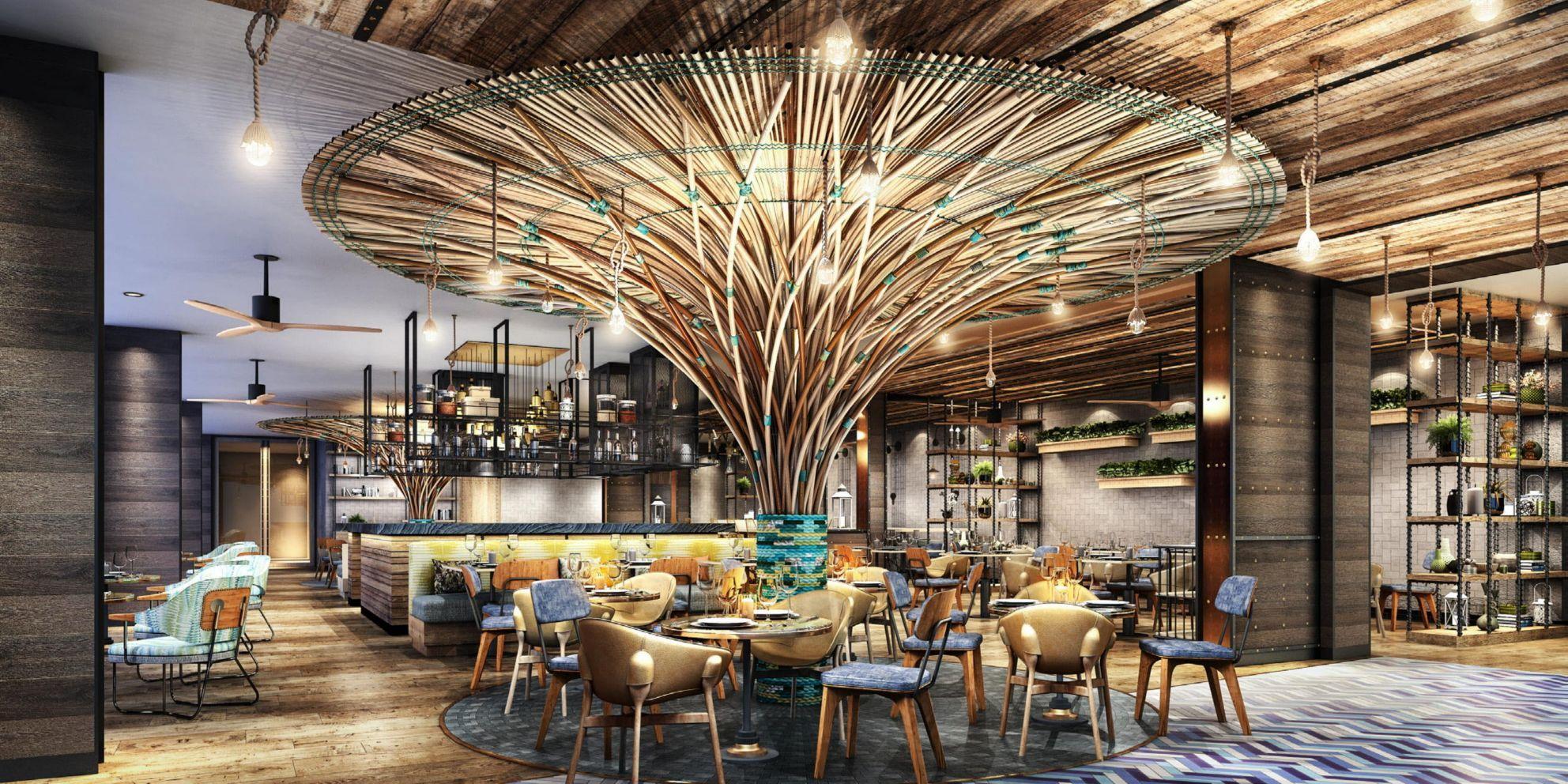 Hotel Indigo Phuket Patong All Day Dining Dengan Gambar