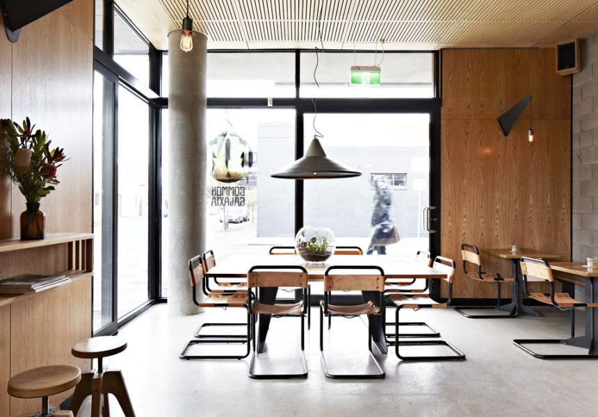 A Couple Of Melbournes Specialty Coffee Houses Have Taken Out The Top Seeds In This Years Australian Interior Design Awards