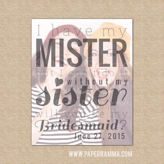 quote prints bridesmaids