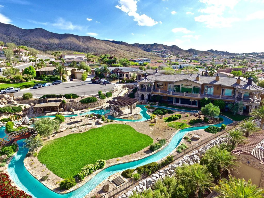 106 Stone Canyon Rd Boulder City Nv 89005 Zillow Mansions Dream Pools Pool