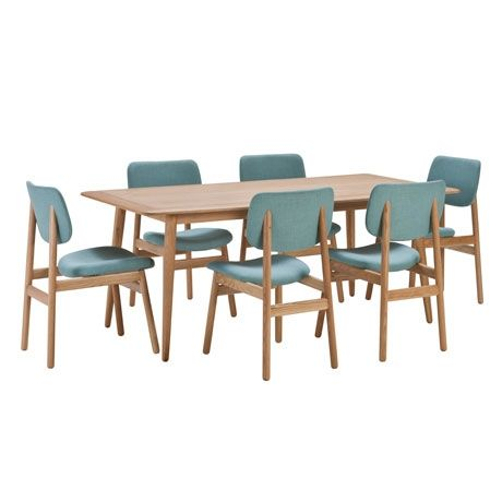 larsson dining chair arena neptune $179 each, freedom modern retro