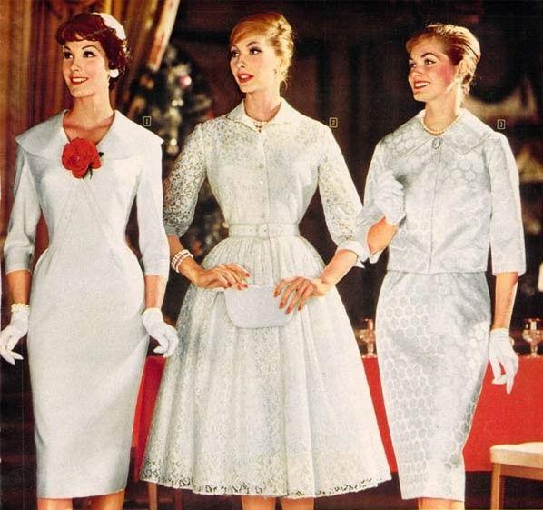 50\'s dress | 40\'s 50\'s 60\'s Retro Style | Pinterest