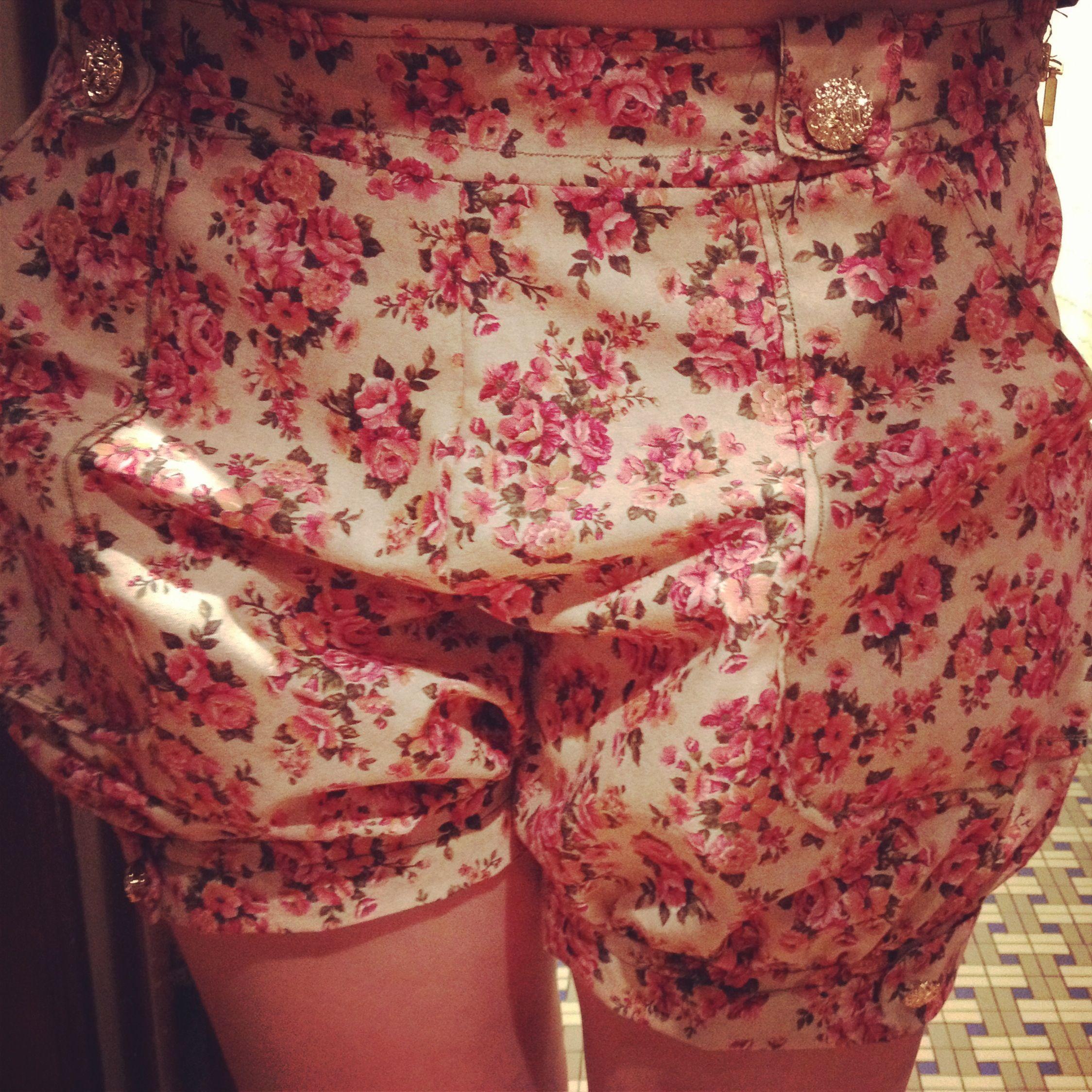 Shorts I made.