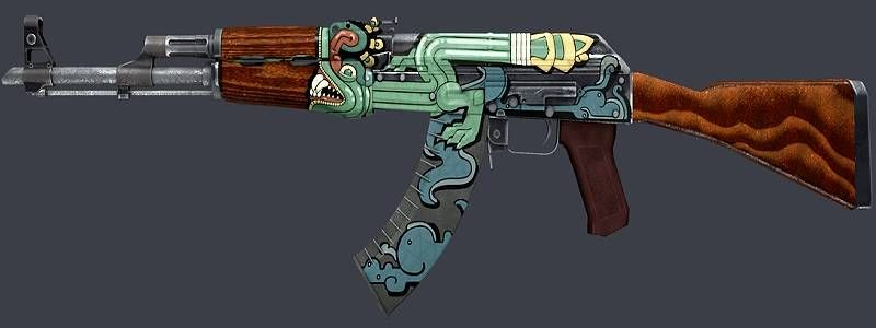 Fire Serpent Stattrak Factory New 4 350 In 2021 Fire Serpent Most Expensive Ak47