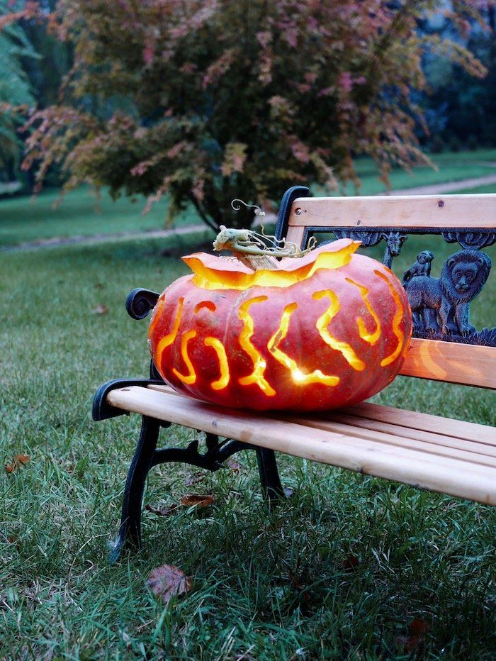 Mes citrouilles halloween dentelle ! Blog deco DIY