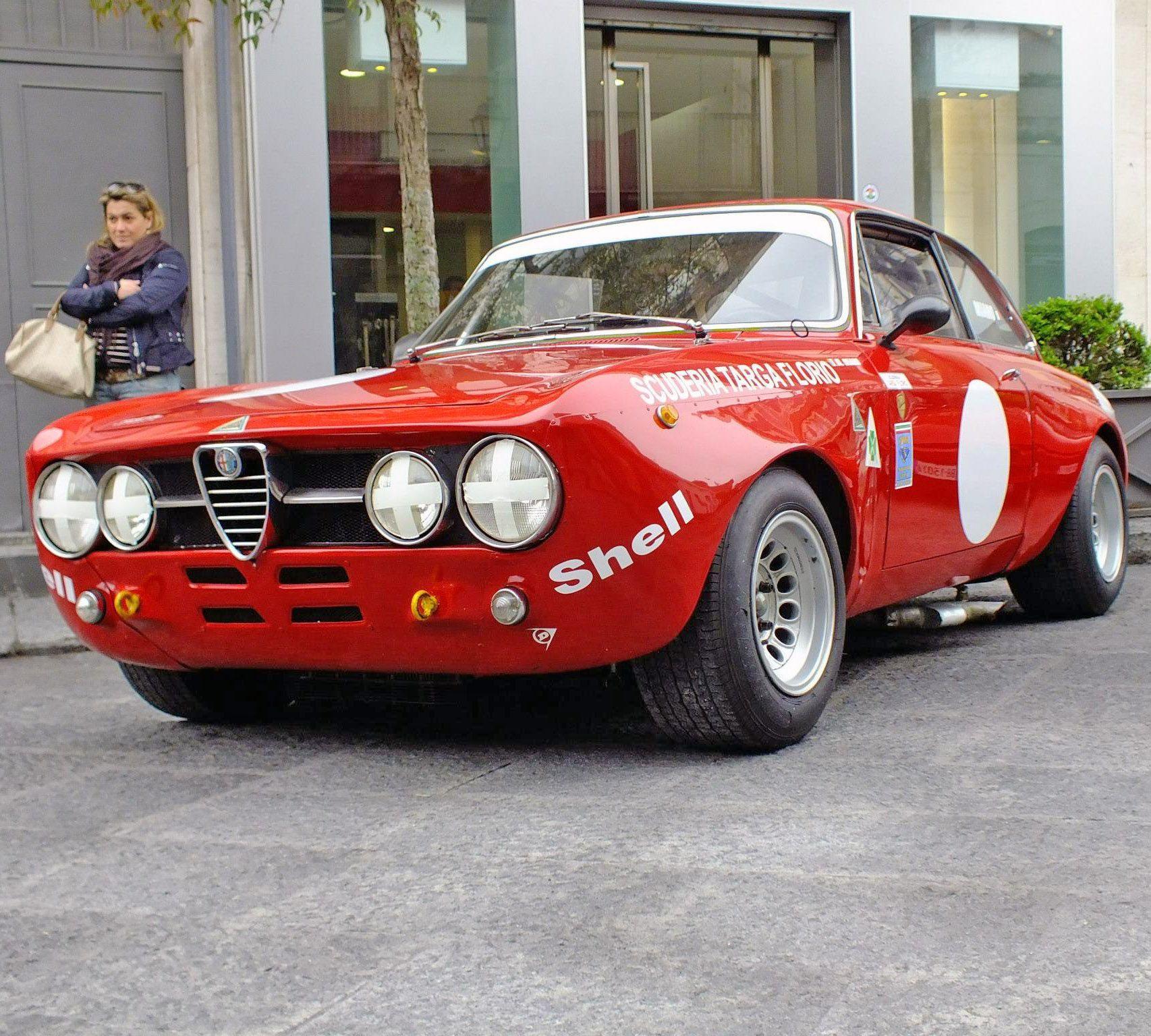 Alfa Romeo GTAM 2000 Autodelta