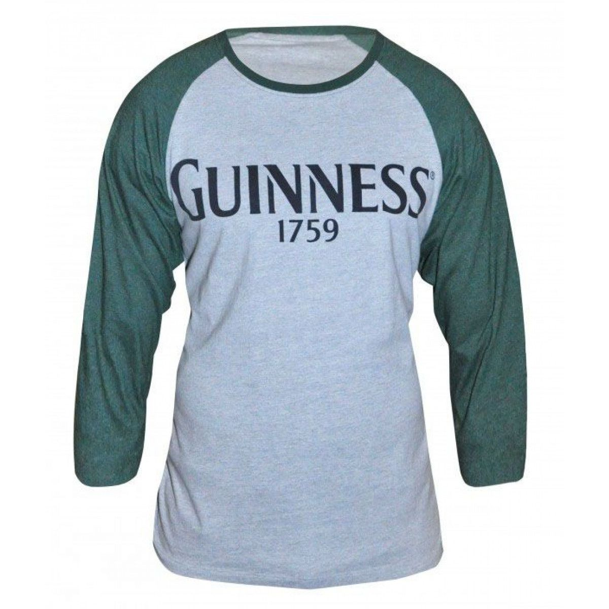 Guinness Baseball TShirt Shirts, Tees, Long sleeve tees