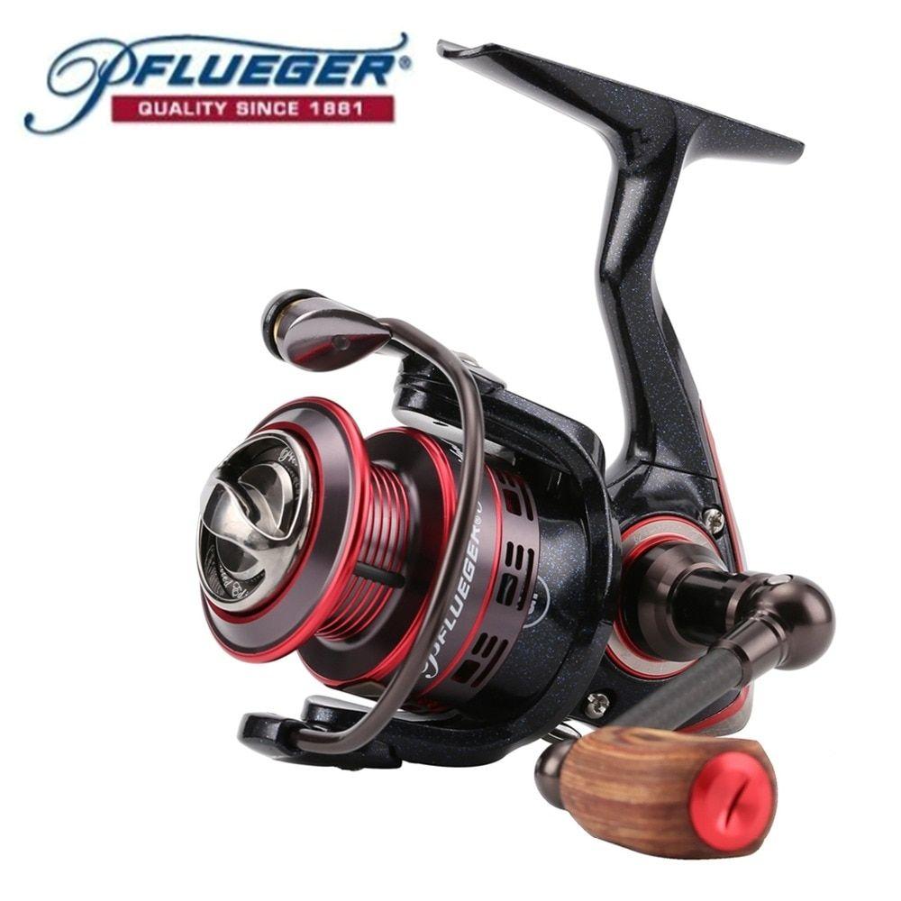 Pflueger President Limited Edition Fishing reels, Fish