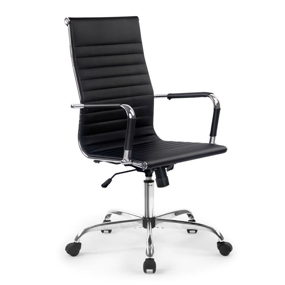 Eames replica office chair executive high back seating pu