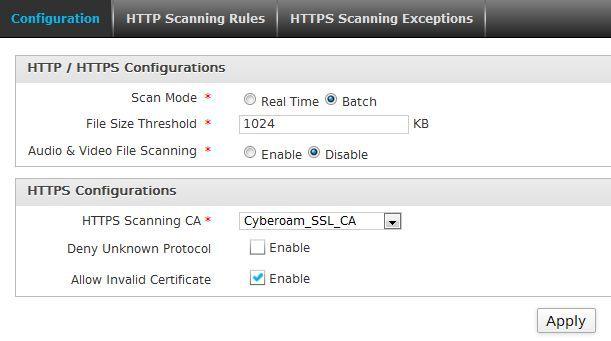 Cyberoam Deny Unknown Protocol | Firewalls | Website, Blog, Running