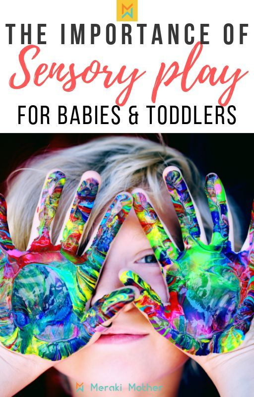 Importance and Benefits of Sensory Play in Early Childhood Read here to learn more about the importance and benefits of sensory play for babies and toddlers. Learn the types of sensory play and must have items.