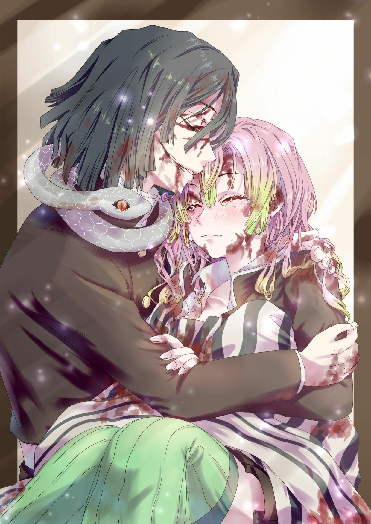 #anime #kimetsunoyaiba #kimetsunoyaibafanart #kimetsunoyaibaart #kimetsunoyaibaanime #鬼灭之刃
