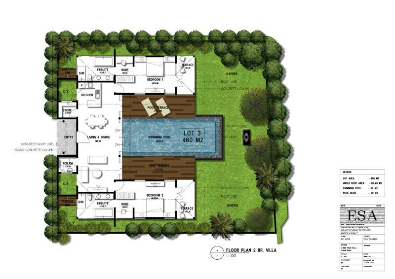 House For Sale Tulamben North Bali Indonesia Home Designs House Design Courtyard House Atrium House
