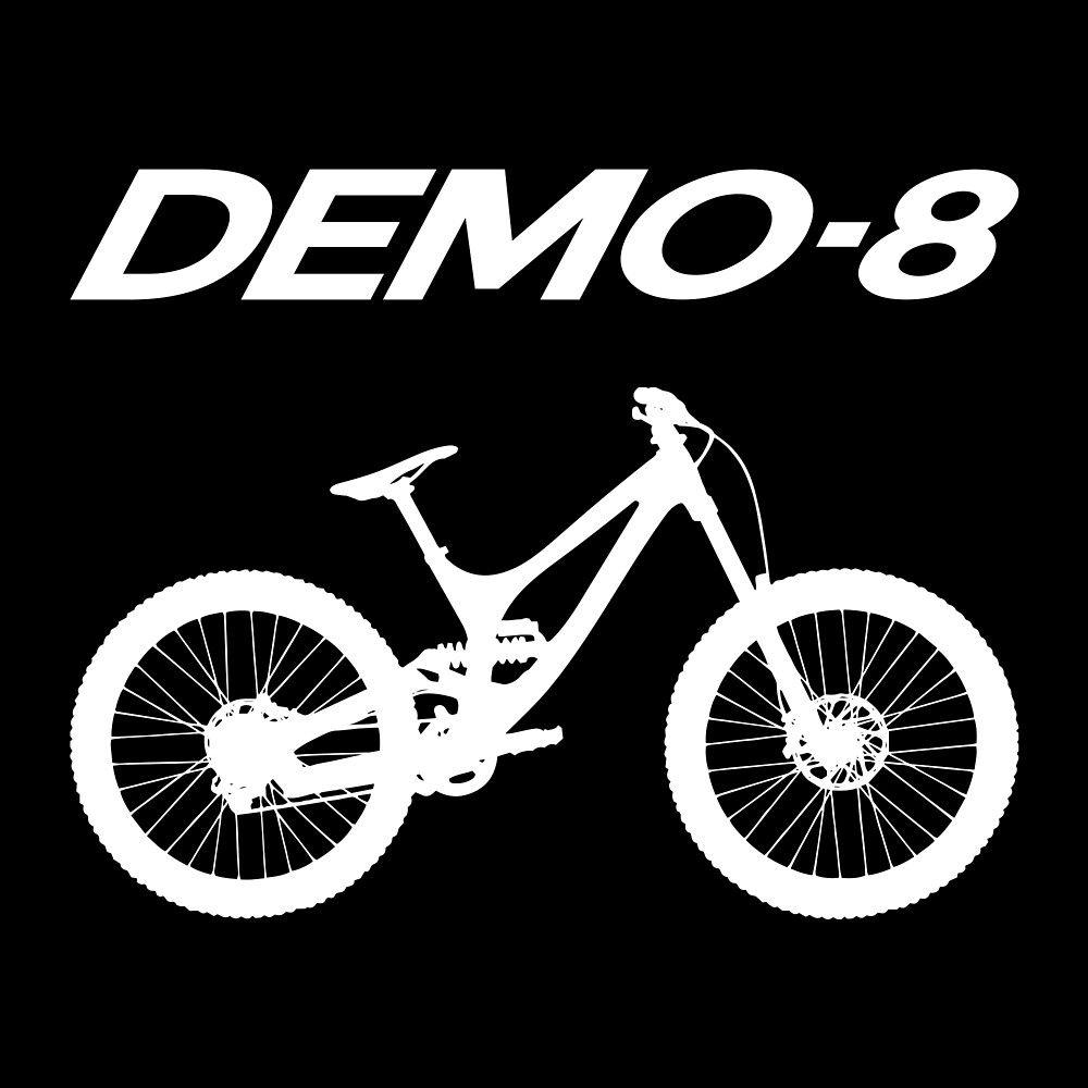 Mtb specialized downhill demo8 bicycle biking gravity