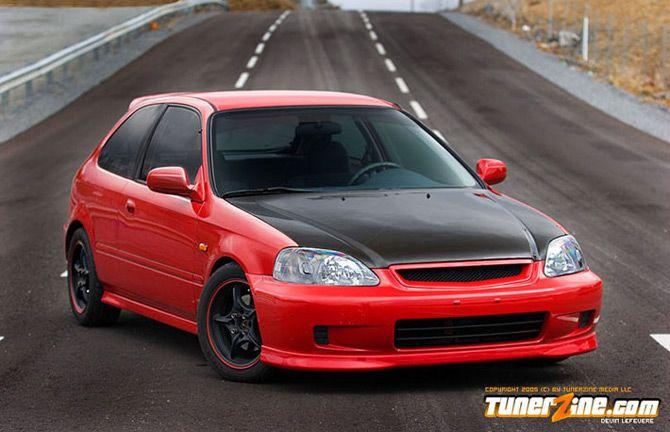 Sick Ek Honda Civic Hatchback Honda Civic Civic Hatchback