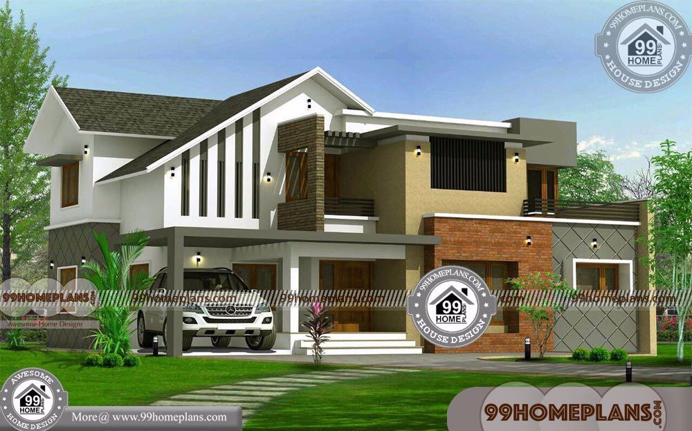 Design Your Own Home Online By Architectural Floor Plans Low Cost House Construction Plans With 2 F Duplex House Design House Plans Architectural Floor Plans