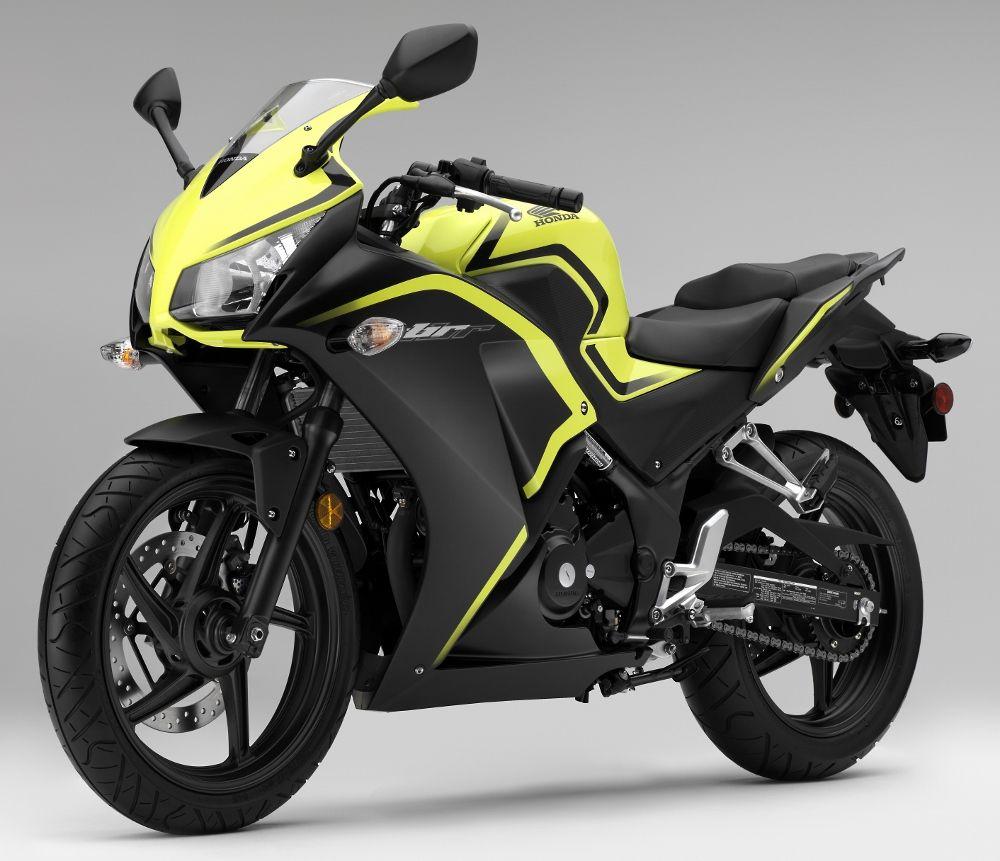 2016 Honda Cbr300r Vs Yamaha R3 Kawasaki Ninja 300 Comparison At