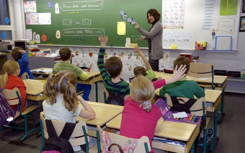 OECD education report case study Finland Teaching jobs