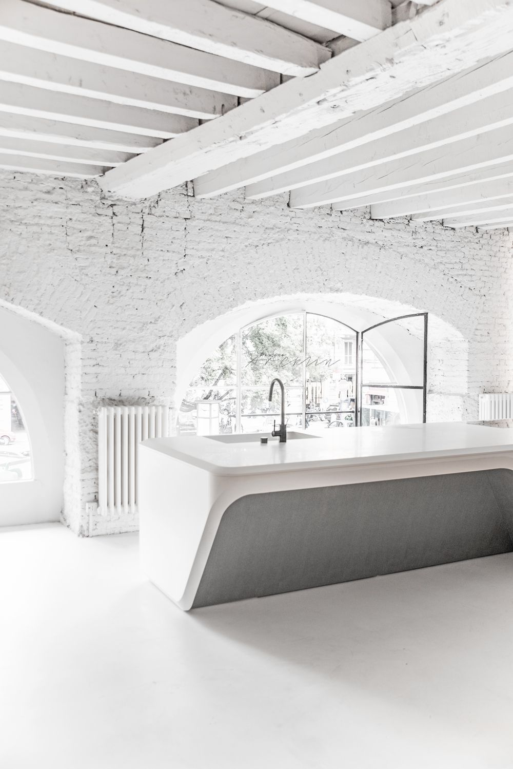 Paulina Arcklin | BOFFI SHOWROOM (WHITE MOOD) - MILAN DESIGN WEEK ...