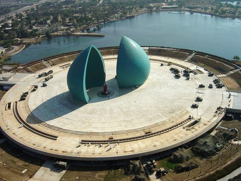 Resultado de imagem para al shaheed monument