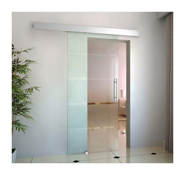Resultado de imagen para detalle riel puerta corredera projetos - Riel puerta corredera ...