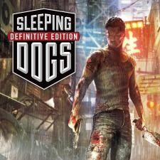 Sleeping Dogs Definitive Edition Sleeping Dogs Playstation