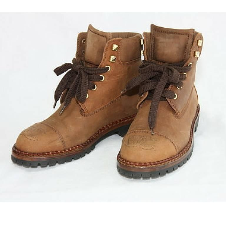 Brown Classic Casual Lace Up Boot huge surprise cheap price outlet newest 4cdMu