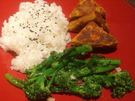 Souley in sf has me fantasizing about learning to cook vegan soul many years ago i discovered a recipe for a most unconventional southern fried tofu in a book called vegan vittles by joanne stepaniak by coating tofu in a forumfinder Image collections