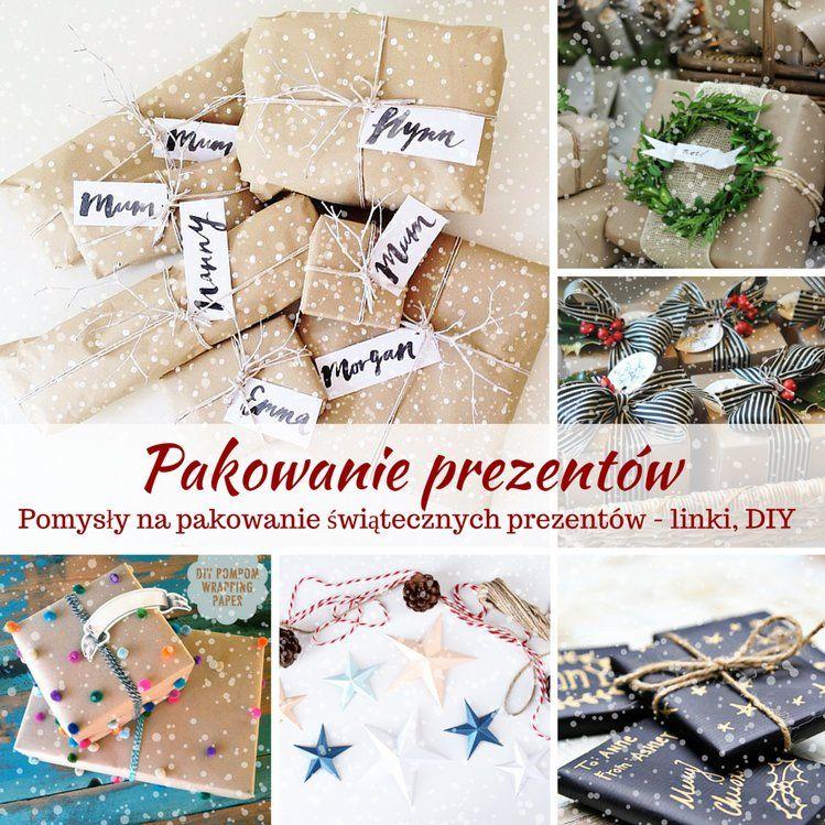 Tanie I Efektowne Pakowanie Prezentow Gift Wrapping Gifts Wrap
