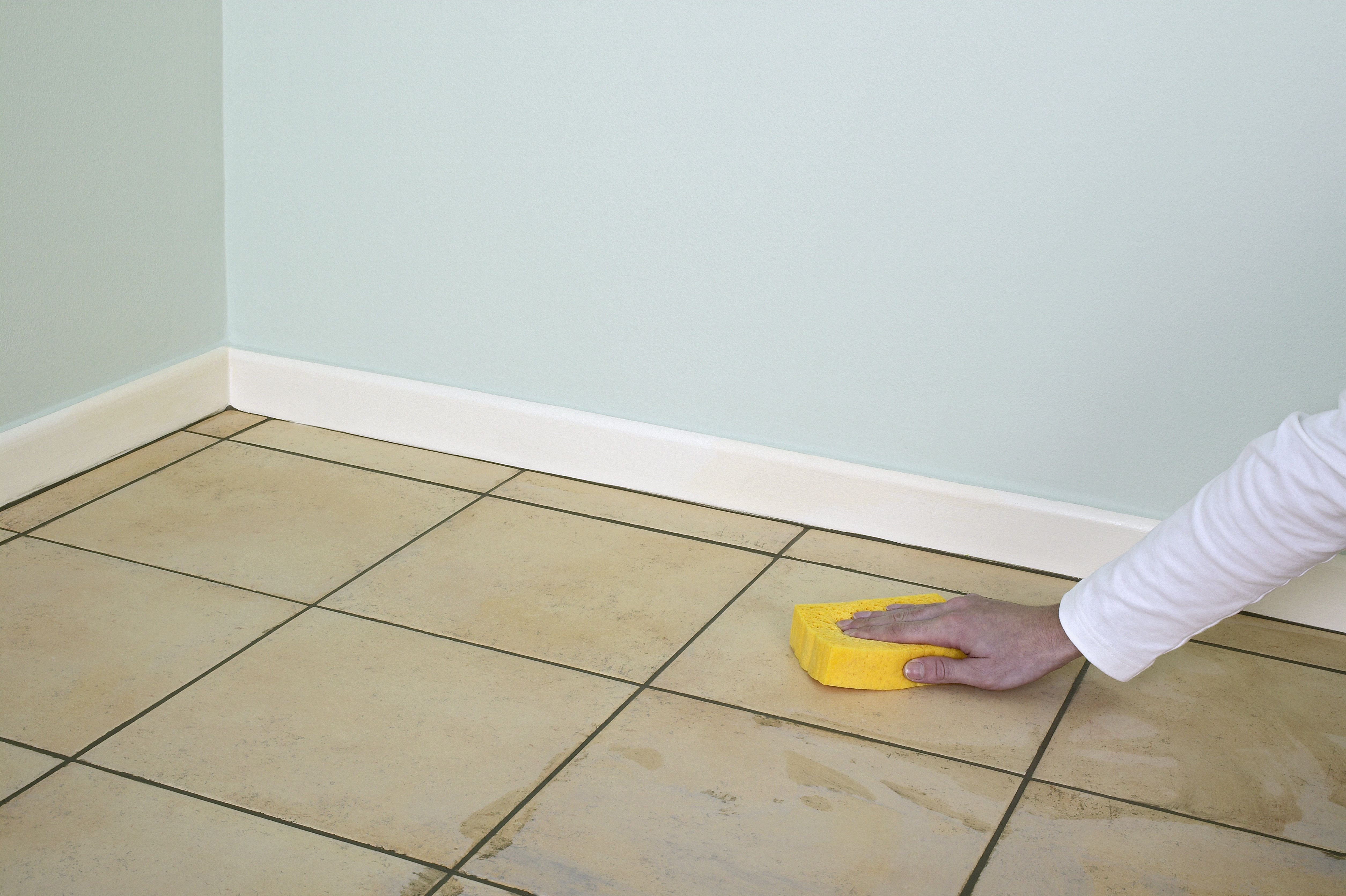How To Remove Grout On Porcelain Tile Hunker How To Remove Grout Porcelain Tile Tile Floor