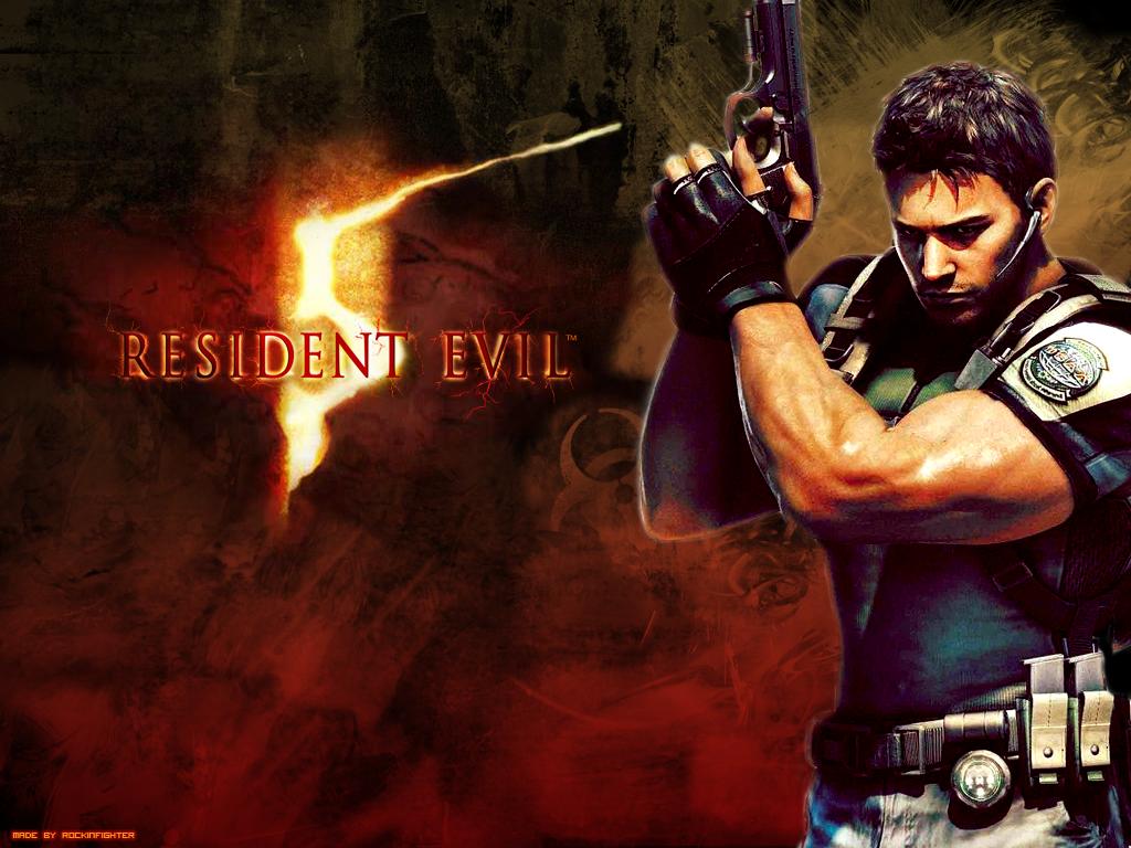 Chris Redfield Resident Evil 5 Resident Evil Evil