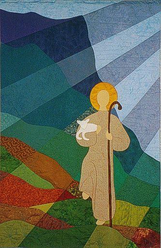 The Good Shepherd By Eldrid R 248 Yset F 248 Rde Kameleon Quilt