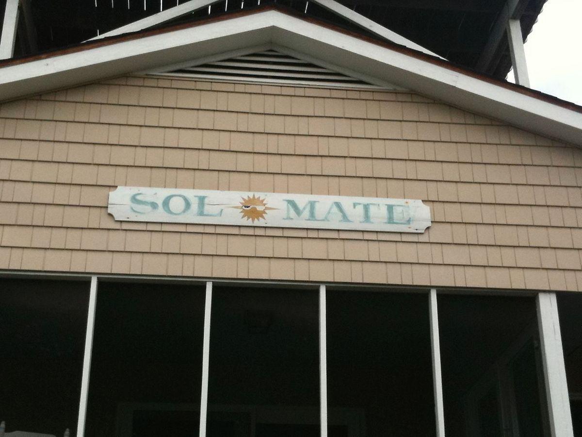 Happy House Name PEINTURE MURALE PUBLICITE Pinterest - Beach house name ideas