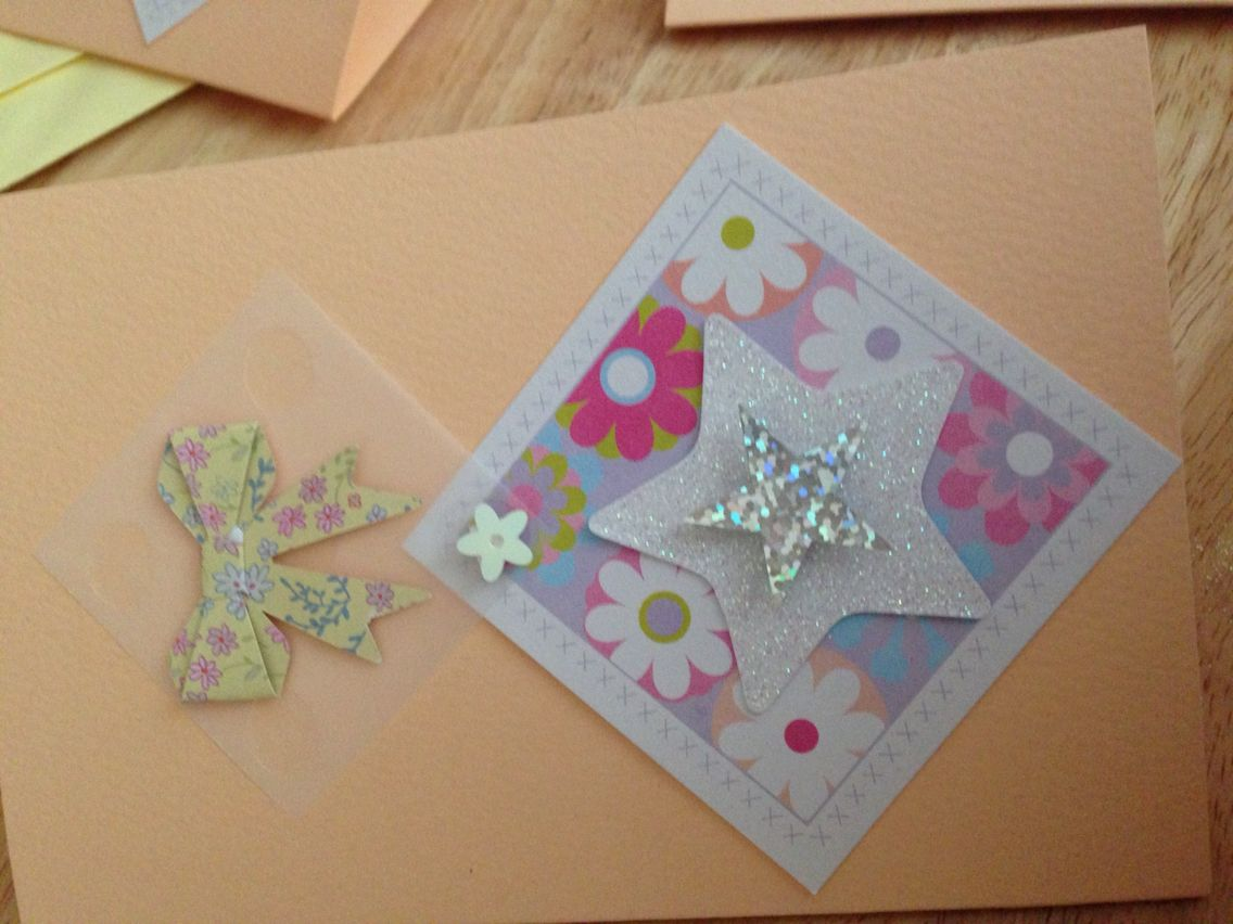 Thank you card for teachers July 2015