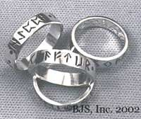 norse ring - Norse Wedding Rings