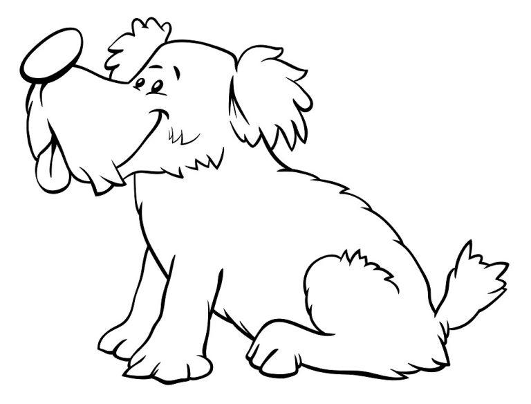 Dibujos De Perros Para Colorear Los Mas Lindos De Internet 2019 Dibujos De Perros Perritos Para Dibujar Dibujos Faciles De Perros